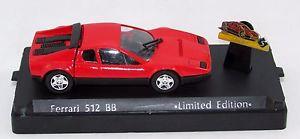 【送料無料】模型車 モデルカー スポーツカーフェラーリソリッドferrari 512 bb 143 solid limited edition