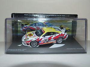 【送料無料】模型車 モデルカー スポーツカーポルシェルマンネットワークルマンporsche 911 gt3rs 24h du mans 2003ixo 143 neuve en boitele mans
