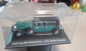 【送料無料】模型車 モデルカー スポーツカールノー143 renault reinastella type rm 2 1932 altaya