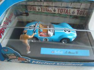【送料無料】模型車 モデルカー スポーツカーミッシェルルマンminiatur neu 143 michel vaillant valiant le mans 61 le 13 au depart