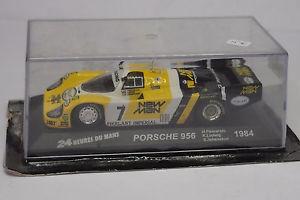 【送料無料】模型車 モデルカー スポーツカーポルシェ#ルマンaltaya porsche 956 7 le mans 1984 143