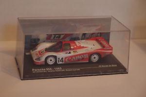 【送料無料】模型車 モデルカー スポーツカーポルシェ#ルマンaltaya porsche 956 14 le mans 1983 143