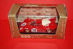 【送料無料】模型車 モデルカー スポーツカーフェラーリferrari 512 sbrumm r200 143