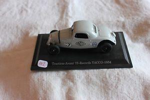 【送料無料】模型車 モデルカー スポーツカーミニチュアキムレコードminiature vehicles no 102 before 7 s records kim 1934