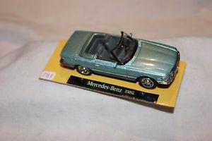 【送料無料】模型車 モデルカー スポーツカーミニチュア#メルセデスベンツminiature vehicles 281 mercedes benz 350 sl