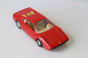 【送料無料】模型車 モデルカー スポーツカーフェラーリイタリアスケールtoy car bburago ferrari 308 gtb 124 red italy scale more friction
