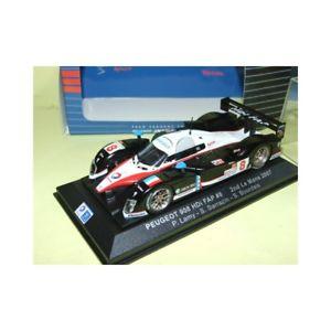 【送料無料】模型車 モデルカー スポーツカープジョールマンネットワークワープpeugeot 908 n 8 le mans 2007 ixo warp total 143 2me