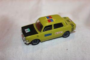 【送料無料】模型車 モデルカー スポーツカーミニチュアカーラリーminiature cars no 236 simca 1000 rallye