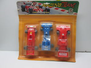 【送料無料】模型車 モデルカー スポーツカーブリスタープラスチック#;レーシングチームblister car plastic dog 039;racing team