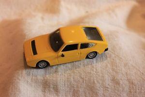 【送料無料】模型車 モデルカー スポーツカーミニチュア#miniature vehicles 246 talbot matra baguera