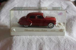 【送料無料】模型車 モデルカー スポーツカーミニチュア#シボレーセダンminiature vehicles 189 1950 chevrolet sedan