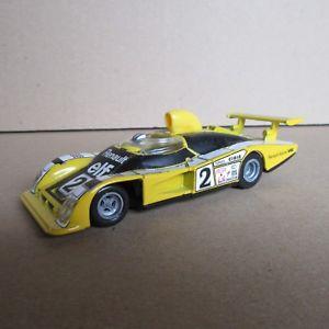 【送料無料】模型車 モデルカー スポーツカービンテージアルパインルノーターボ#362 vintage solido 87 alpine renault a442 turbo lm 2 143