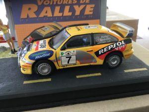 【送料無料】模型車 モデルカー スポーツカーシートラリーカーseat cordora wrc rally cars 143