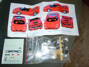 【送料無料】模型車 モデルカー スポーツカーフェラーリハードトップエクスアンプロヴァンスムラージュferrari f 50 hard top, provence moulage bausaatz 143