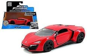 【送料無料】模型車 モデルカー スポーツカークイックチャージャーモデルレッドスケール