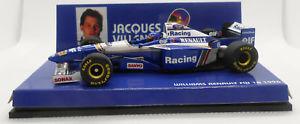 【送料無料】模型車 モデルカー スポーツカーウィリアムズルノージャックヴィルヌーブwilliams renault fw18 jacques villeneuve 143 1996