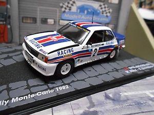 【送料無料】模型車 モデルカー スポーツカーオペルアスコナラリーモンテカルロ#ネットワークopel ascona b 400 rally monte carlo 1982 winner 2 rhrl ixo altaya sp 143