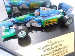 【送料無料】模型車 モデルカー スポーツカーベネトンフォードミハエルシューマッハグランプリオーストリアbenetton ford b 194 michael schumacher grand prix austria