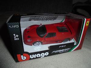 【送料無料】模型車 モデルカー スポーツカーモデルフェラーリmodel bburago burago ferrari f50 f 50 143