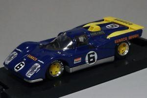 【送料無料】模型車 モデルカー スポーツカーフェラーリデイトナホッブズbrumm r229 ferrari 512m sunoco daytona 1971 donohuehobbs 143 boxed