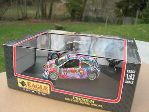 【送料無料】模型車 モデルカー スポーツカールノークリオスポーツトロフィーuh 143 renault clio sport v6 trophy 2000034; 034;no 81