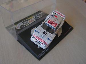 【送料無料】模型車 モデルカー スポーツカーラリーセリエ143 car eme bmw m1 rally 1982 serie 14