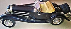 【送料無料】模型車 モデルカー スポーツカーメルセデスロードスターnice car mercedes bens 500k roadster 1936 burago