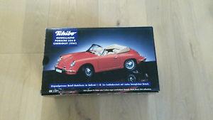 【送料無料】模型車 モデルカー スポーツカーポルシェカブリオレporsche 356 cabriolet 1961 118