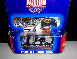 【送料無料】模型車 モデルカー スポーツカー#フォードサンダーバードウィンストンカップアクション164 nascar 7 ge bodine exide 1995 ford thunderbird winston cup action