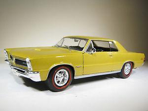 【送料無料】模型車 モデルカー スポーツカーポンティアックwelly pontiac gto 1966 124