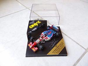 【送料無料】模型車 モデルカー スポーツカーハートポルトガル#オニキスフォーミュラarrows hart fa16 taki kawashima gp portugal 10 onyx 257 143 1995 f1 formula 1
