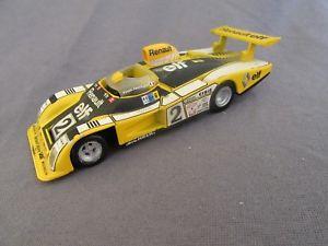 【送料無料】模型車 モデルカー スポーツカーソリッドアルパイン#ルマン912f solid 87 alpine a442 b 2 le mans 1978 pironi 143