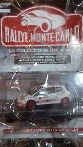 【送料無料】模型車 モデルカー スポーツカーモンテカルロラリーアバルトグランデプントスケールrallye monte carlo output 6 abarth grande punto s2000 year 2009 scale 143