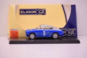 【送料無料】模型車 モデルカー スポーツカーリヨンボックスオンalpine rdl special lyoncoal 1955 eligor 143 in box