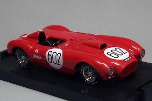 【送料無料】模型車 モデルカー スポーツカーランチアミッレミリアbrumm r204lancia d24 mille miglia 1954 winneralberto ascari 143 boxed