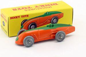 【送料無料】模型車 モデルカー スポーツカーレースカーオレンジracing car orangegreen 143 dinky toys