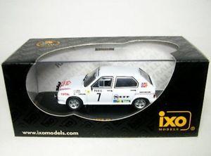 【送料無料】模型車 モデルカー スポーツカーシトロエンビザピステラリーモンテカルロcitroen visa 1000 pistes 7 rally monte carlo 1985