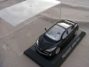 【送料無料】模型車 モデルカー スポーツカープジョーセリエcar 143 peugeot 908 rc serie 13