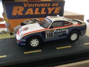 【送料無料】模型車 モデルカー スポーツカーポルシェラリーカーporsche 959 rally cars 143