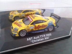 【送料無料】模型車 モデルカー スポーツカーアプトアウディアプト#abt audi ttr ch abt 2002 10 143 schuco  ovp 4811
