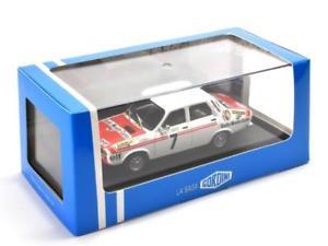 【送料無料】模型車 モデルカー スポーツカーrenault 12 gordiniラリーdeモンテカルロ 1973gordiniアトラス143die cast renault 12 gordini rallye de monte carlo 1973 gordini atlas 143