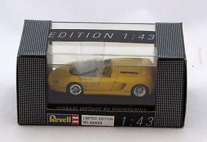 【送料無料】模型車 モデルカー スポーツカーフェラーリミトスエディションferrari mythos by pininfarina yellow limited edition 8502143 revell edition