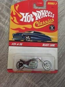 【送料無料】模型車 モデルカー スポーツカーホットホイールレーンシリーズhot wheels classics, blast lane 164 rare series 2