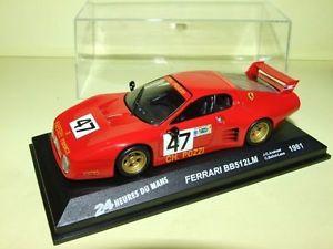 【送料無料】模型車 モデルカー スポーツカー47 leフェラーリbb512 lm1981andruet ixo 143 j2ferrari bb512 lm n 47 le mans 1981 andruet ixo 143 j2