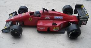 【送料無料】模型車 モデルカー スポーツカーフェラーリジャン#ヌエバpullys uf f1 ferrari 643 jean039;s 27 1991 nueva