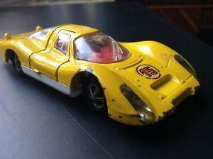 【送料無料】模型車 モデルカー スポーツカーポルシェルマンボックスporsche 907 le mans mrklin 143 without box 501940