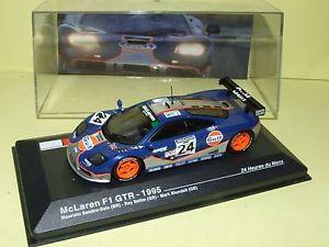 【送料無料】模型車 モデルカー スポーツカー24 leマクラーレンf1 gtr1995ixo 143 j13mclaren f1 gtr n 24 le mans 1995 ixo 143 j13