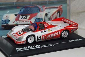 【送料無料】模型車 モデルカー スポーツカーleポルシェ95614 241983ixo 143 j2porsche 956 14 24 hours of le mans 1983 ixo 143 j2