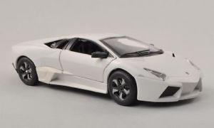 【送料無料】模型車 モデルカー スポーツカーランボルギーニlamborghini reventon mattewhite, 124, bburago