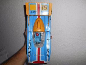 【送料無料】模型車 モデルカー スポーツカーレーシングカーjoustraレーシングチームold race car joustra tin racing team valiant